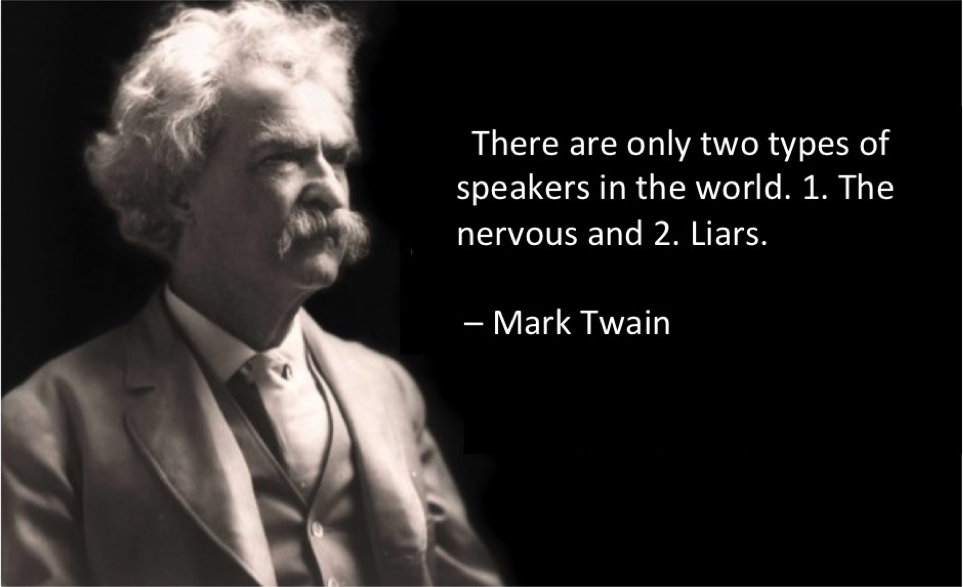 public speaking quote
