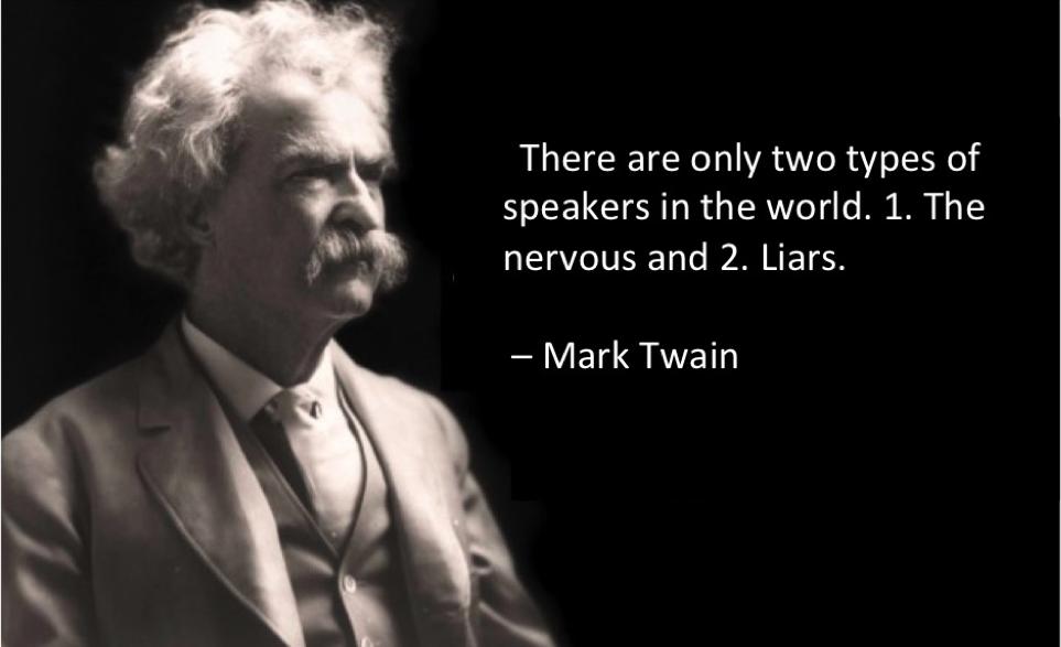 public speaking quote