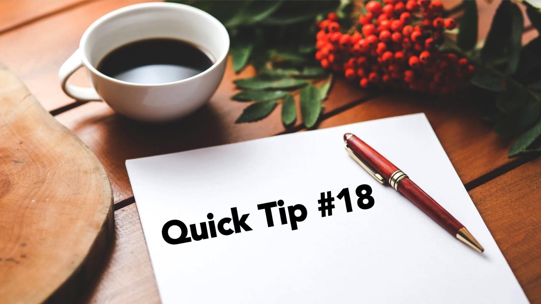 public speaking tip 18