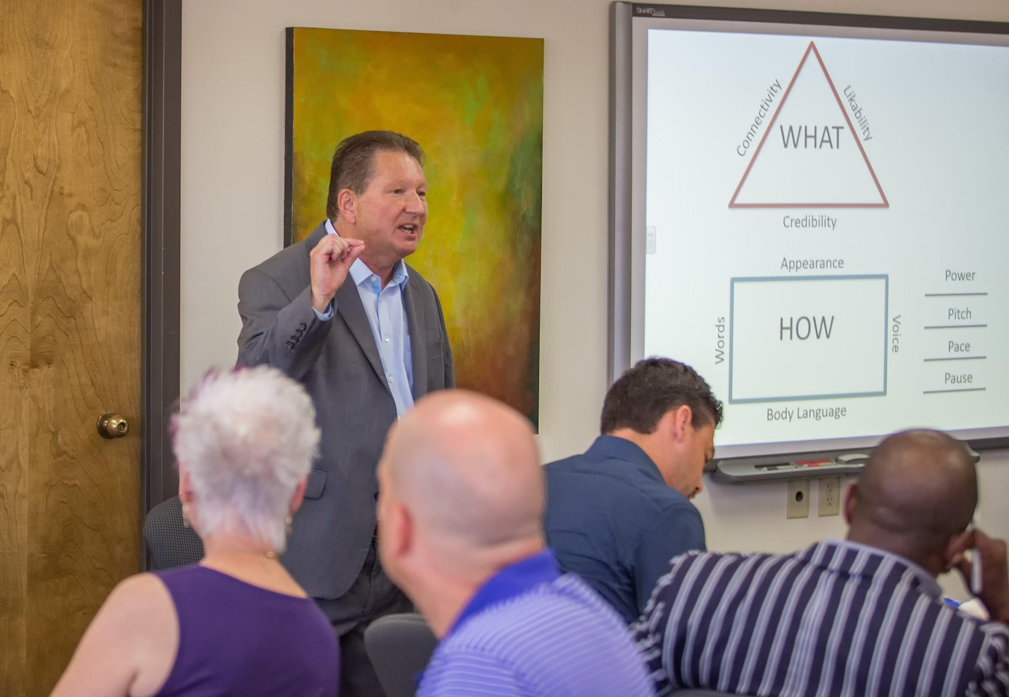Phoenix Public Speaking workshop