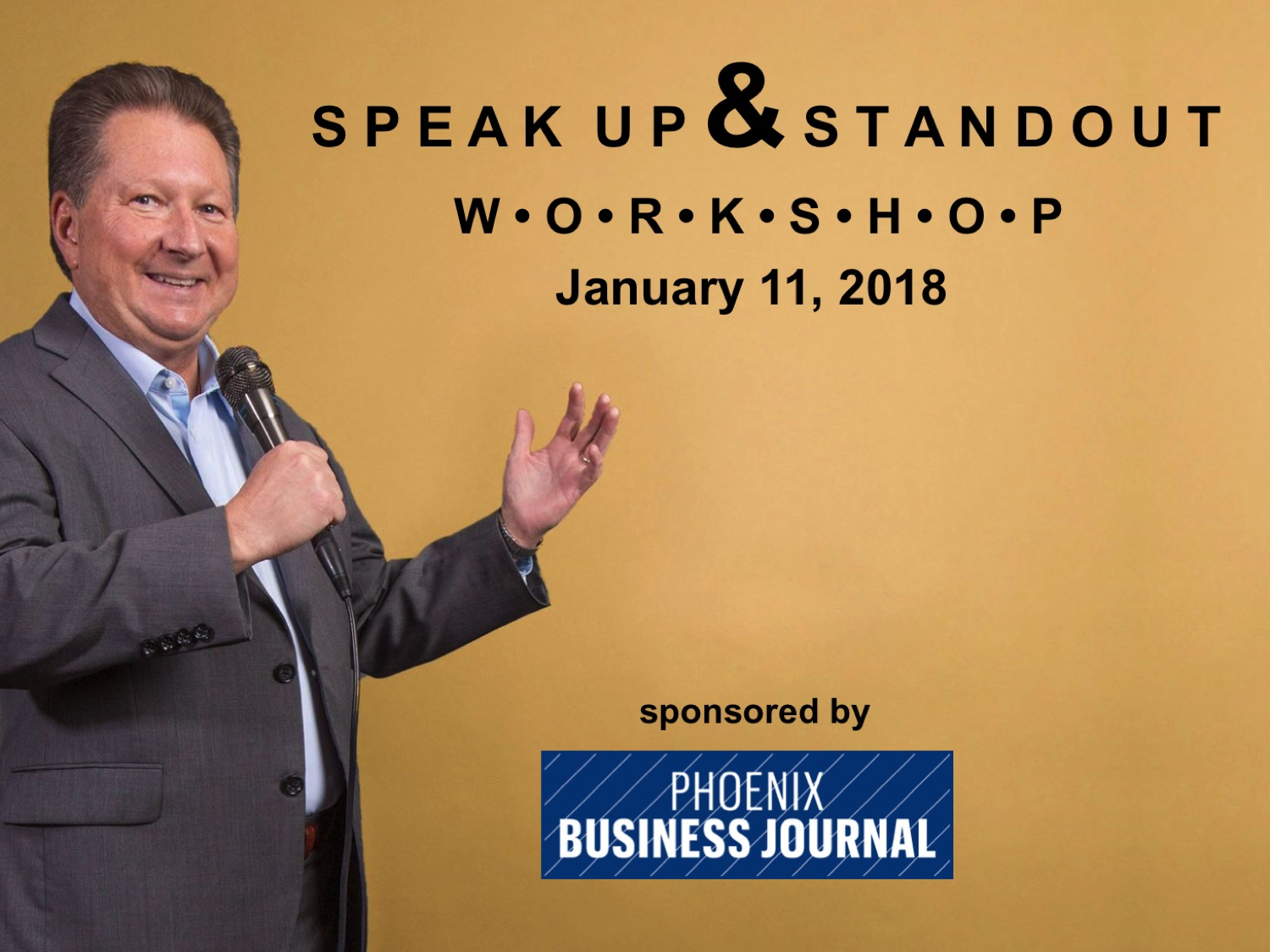 Phoenix Public Speaking Business Journal