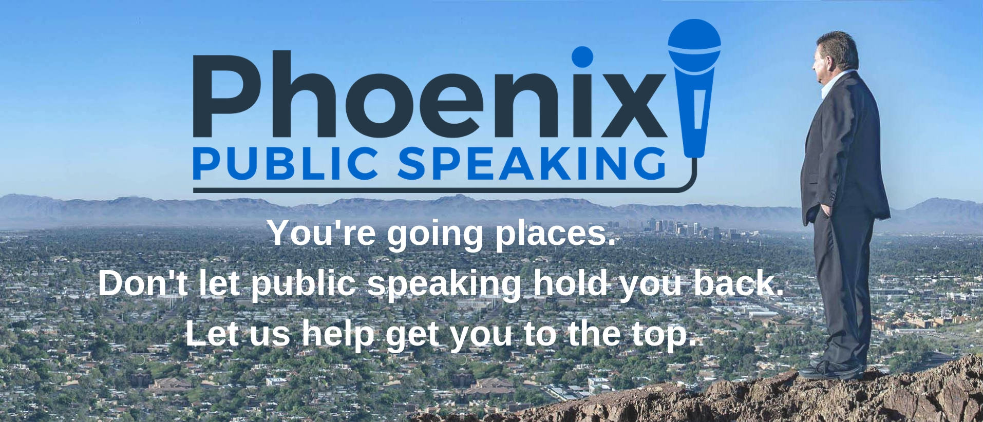 Phoenix Public Speaking coaching and workshops
