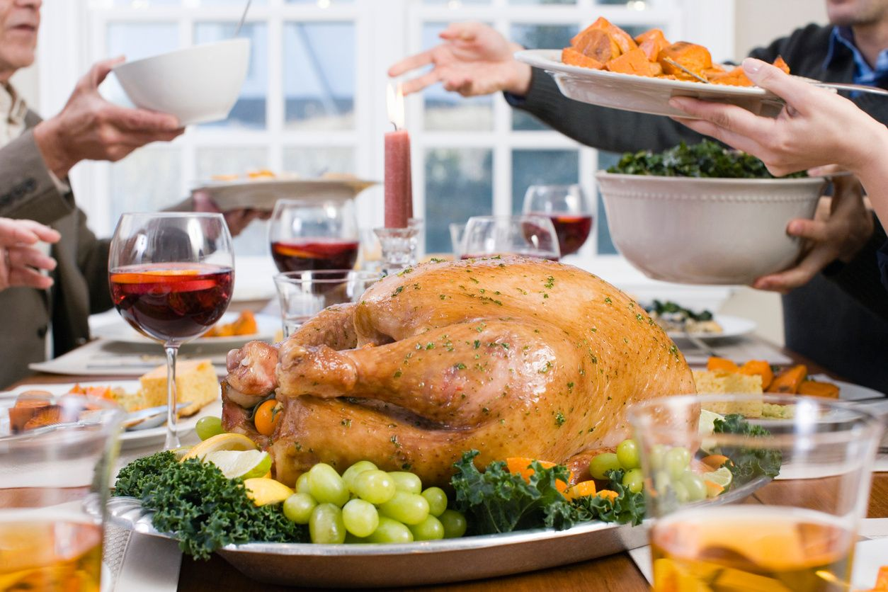 Phoenix Public Speaking Thanksgiving tip